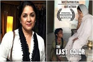 Neena Gupta wins two awards at Indian International Film Festival 2019