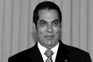 Tunisia president Zine el-Abidine Ben passed away