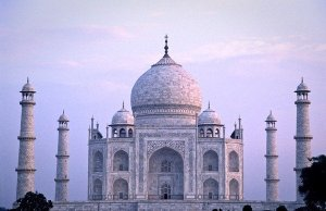 Union minister of tourism and culture, Mahesh Sharma launched e-ticketing facility for the Taj Mahal and Humayun's tomb