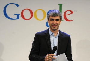 Larry Page - Business Person of the Year 2014