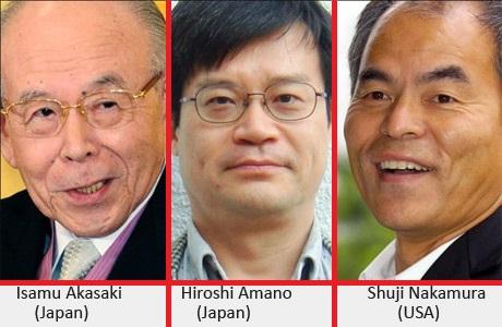 Nobel Prize in Physics 2014