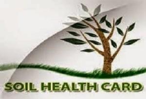 Soil Health Cards to farmers