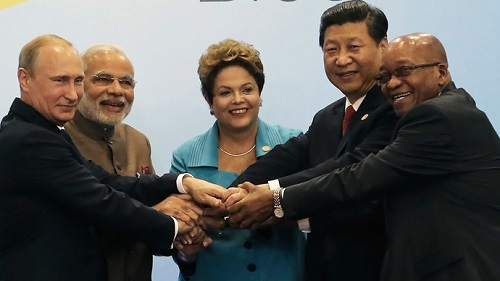 BRICS countries prime ministers