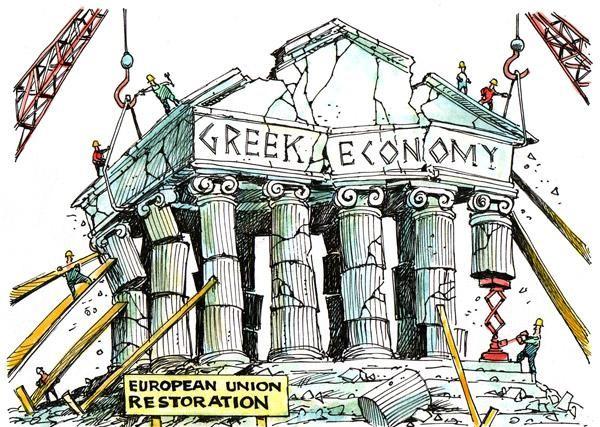 Greek crises