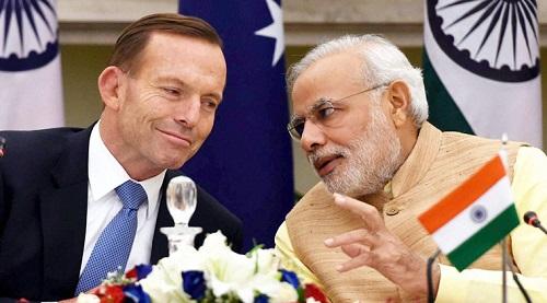 Modi visit Australia