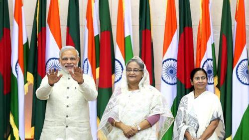 Modi visit Bangladesh