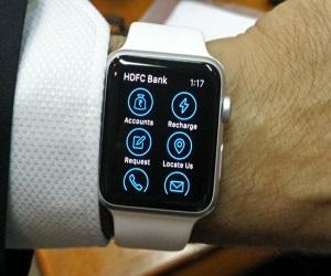 HDFC-Bank-apple-watch