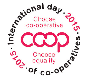 International Day of Cooperatives - logo