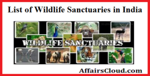 Wildlife Sanctuaries
