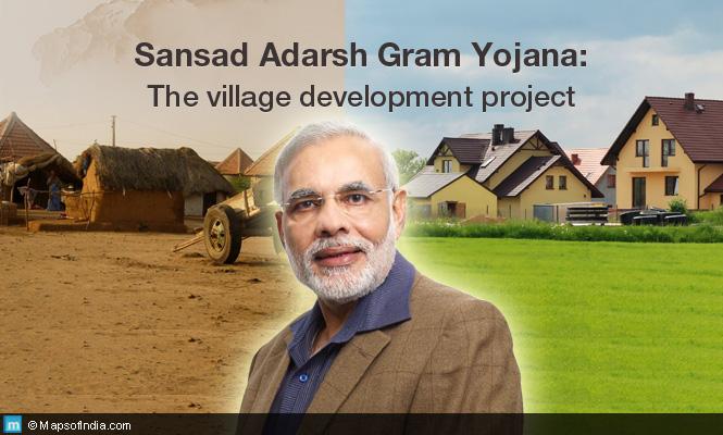 Sansad adharsh gram yojana