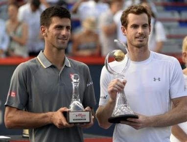 Andy Murray won Rogers Cup Masters