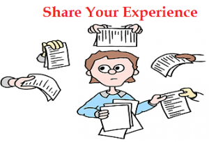 Share-your-Experience