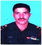Naib Subedar Rajesh Kumar