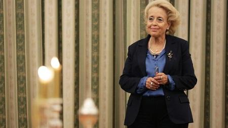 Vassiliki Thanou sworn in as first female Prime Minister of Greece