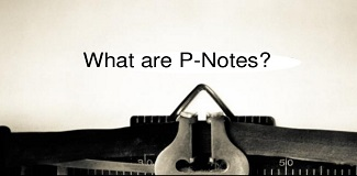Special Investigation Team(SIT) on participatory notes (P-notes)