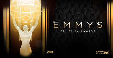 67th Emmy Awards - Dominated by Game of Thrones and Veep