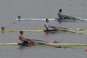 7 medals clinch by India in Asian Rowing Championships 2015