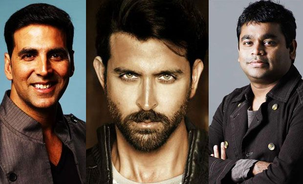 Akshay Kumar,Hrithik Roshan and AR Rahman join global campaign on UN goals