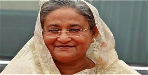 Bangladesh PM Hasina