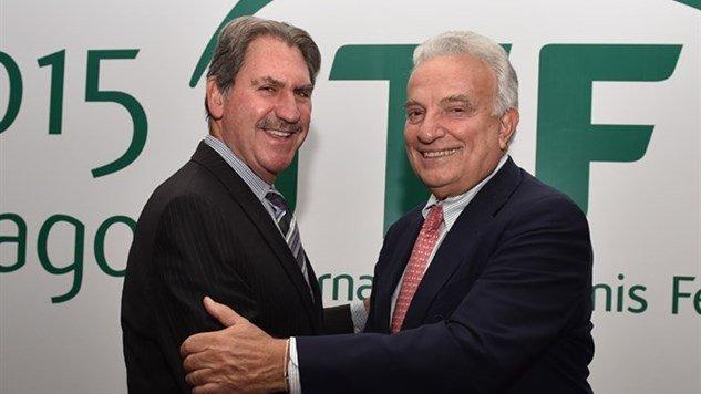 David Haggerty elected as ITF President