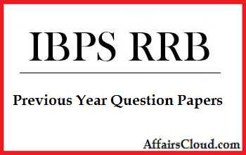 IBPS RRB Previous Year Question Papers