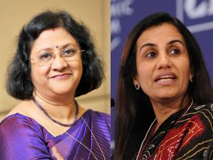 Indian bankers top Fortune's most powerful women list