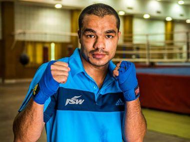 Indian boxer Vikas Krishan wins silver medal