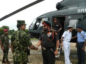 Indo Sri Lanka Joint Exercise MITRA SHAKTI 2015