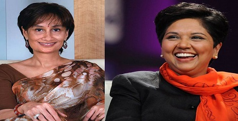 Indra Nooyi, Shobhana Bhartia Presented With USIBC Global Leadership Award
