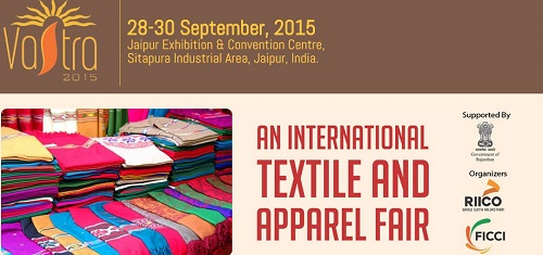 International textile fair VASTRA to be held in Jaipur