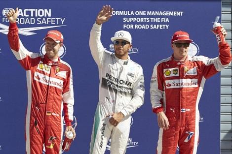 Lewis Hamilton wins 2015 Italian Grand Prix of Formula One