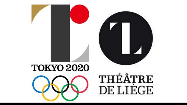 Logo for 2020 Tokyo Olympics