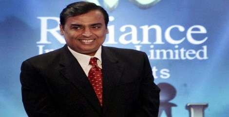 Mukesh Ambani India's richest for 9th consecutive year - Forbes