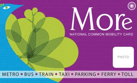 National Common Mobility Card