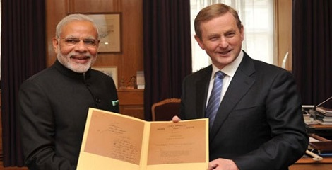PM Modi first Indian PM to visit Ireland in 60 years - An overview