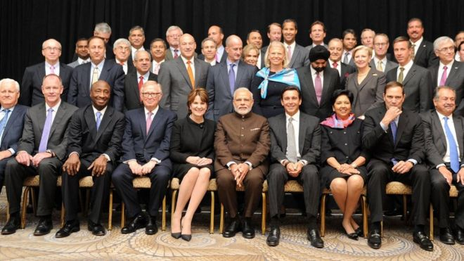 PM Modi visit to US An Overview