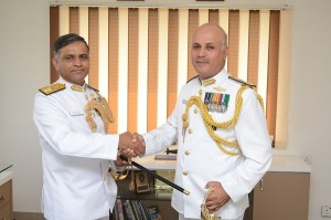Rear Admiral Sanjay Mahindru Takes Over as Flag Officer Submarine
