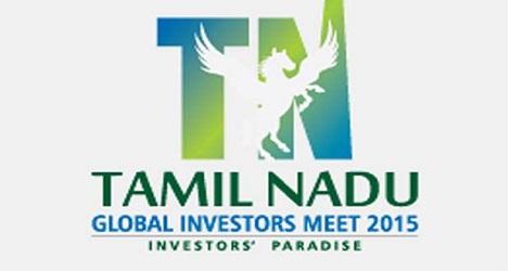 Tamil Nadu Global Investors Meet