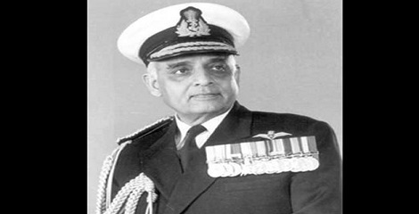 11th chief of Naval Staff passed away