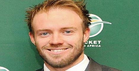 AB de Villiers named brand ambassador of MRF