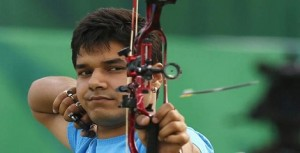Abhishek Verma clinched silver Archery World Cup