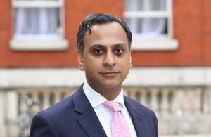 Ajay Sharma designated as UK's ambassador to Qatar