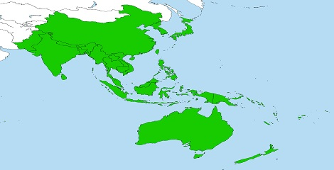 Asia Pacific listed in most Vulnerable Region to Disaster