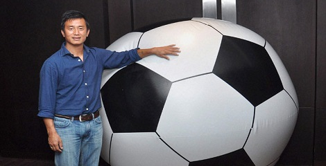 Bhaichung Bhutia to serv AIFF as its advisor