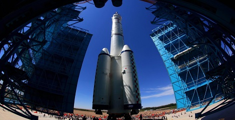 China launches communication satellite for HK firm