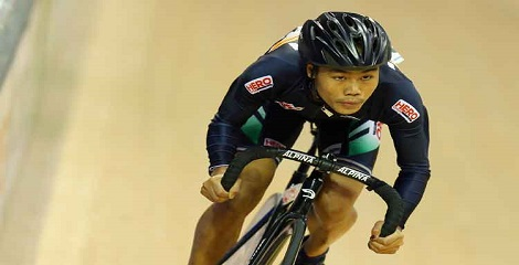Deborah creates history at Taiwan Cup