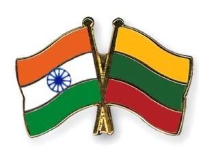 India-Lithuania
