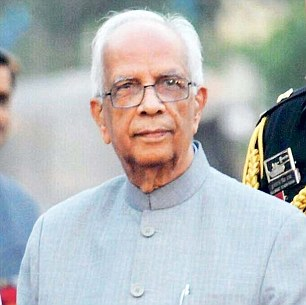 Keshari Nath Tripathi sworn in as Tripura Governor
