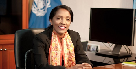 Kundhavi Kadiresan designated as Assistant Director of FAO