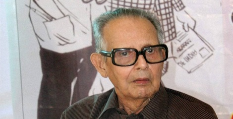 Maha CM launches website in memory of cartoonist RK Laxman
